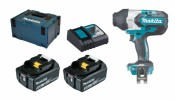 Makita DTW1001RTJ 2x 5Ah Batterie