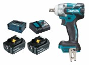 Makita DTW285RTJ 2x 5Ah Batterie