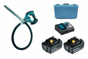 Makita DVR450RTE 2x 5Ah Batteria + DC18RC