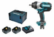 Makita DTW1002RTJ 2x 5Ah Batterie + Chargeur