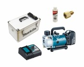 Makita DVP180RT 1x 5Ah Batteria + DC18RC + Caso